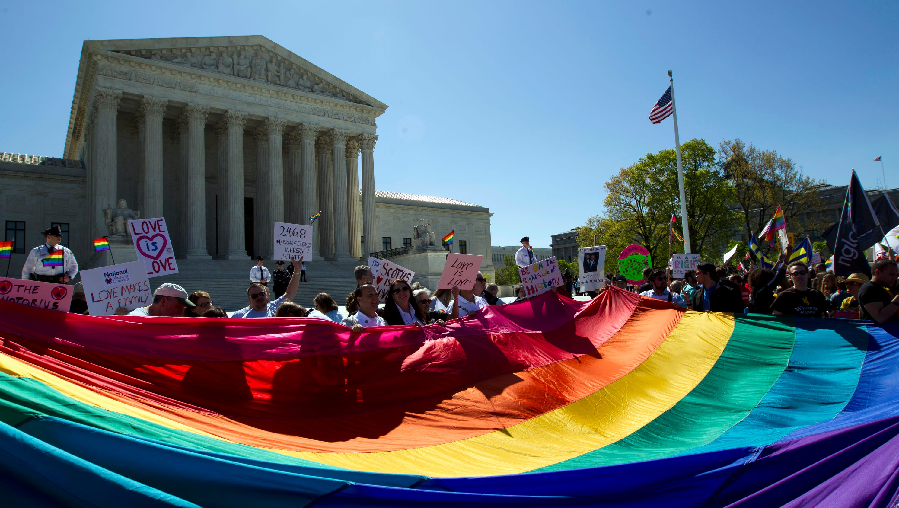 Supreme court same sex marriage
