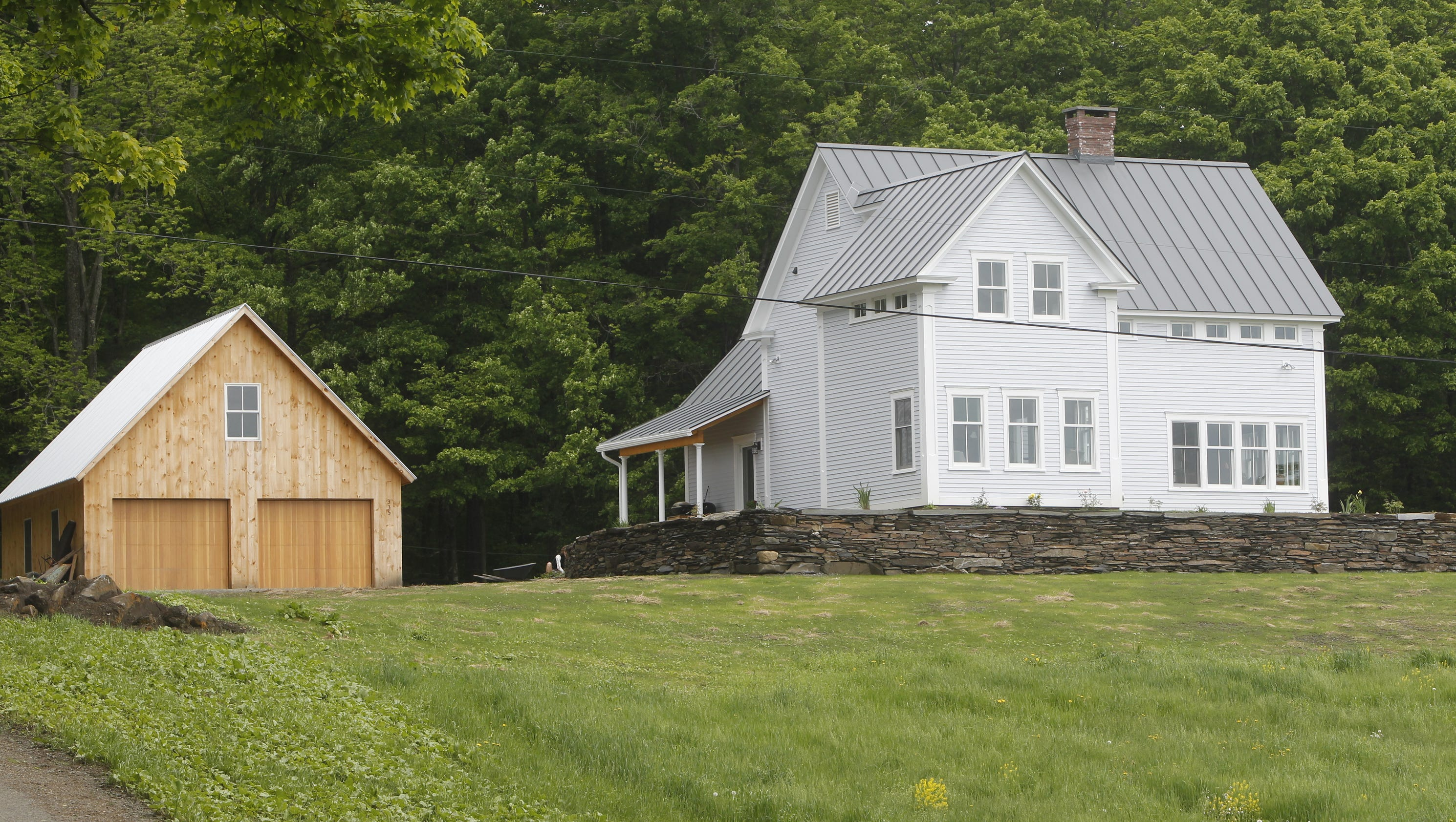 photo: house/residence of friendly fun  10 million earning Vermont, United States-resident