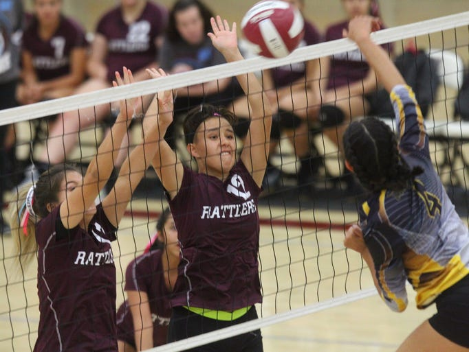 Rancho Mirage High School hosted Yucca Valley for their