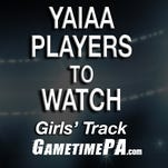 Photos: 10 YAIAA girls' track and field athletes to watch