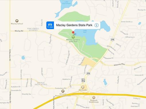 Maclay Applemap