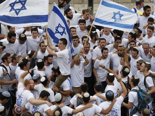 Israel Jewish Nation Bill