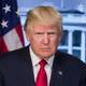 President Trump speaks at hate group rally