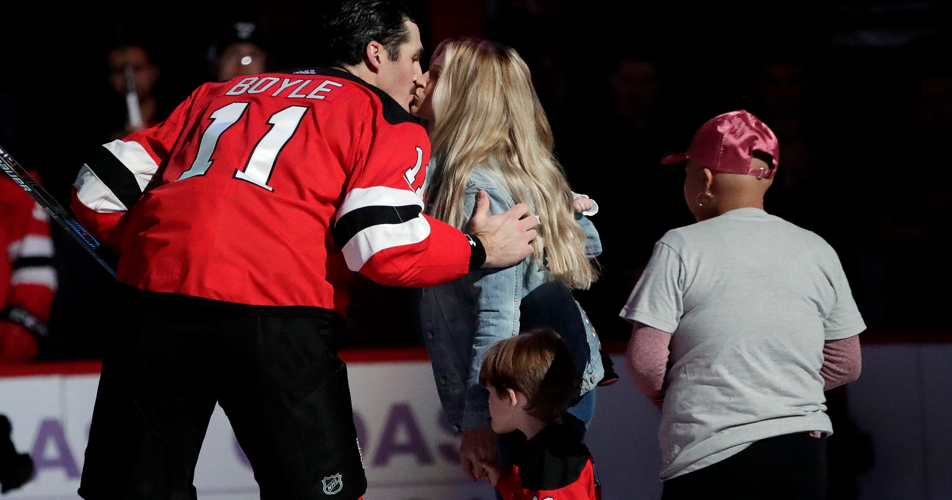 687b30aac NJ Devils Brian Boyle cancer in remission