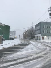 Taken from Main Street in Johnson City in the early