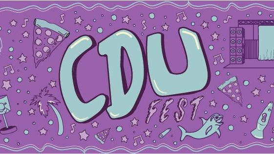 This Saturday, April 28, Club Downunder will host its final event in its current space in the Oglesby Union. CDU Fest will feature a lineup of prominent local acts as well as food, merchandise and activities that will celebrate the 30 year history of Club Downunder.