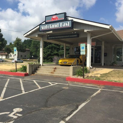 Autoland plans to sell its location at 4201 E. 10th St. once it opens a new, larger dealership.