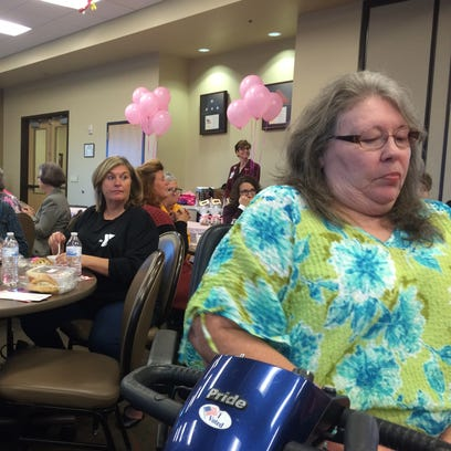 Robertson YMCA's After Breast Cancer program holds first luncheon
