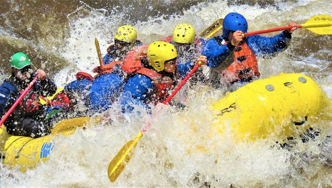 The Colorado whitewater rafting season is hitting its prime and looks to be another good season.