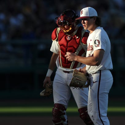 Florida State ace Tyler Holton out for the season