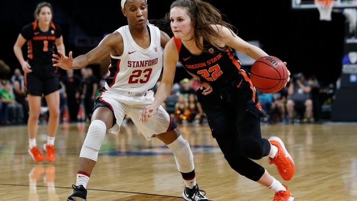 No. 7 Stanford beats No. 14 Oregon State in Pac-12 tourney