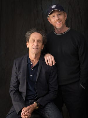 Producer Brian Grazer and Ron Howard bring 'Breakthrough' to National Geographic Channel..