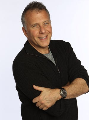 Actor and comedian Paul Reiser, pictured in 2011, performs at the New Jersey Performing Arts Center in Newark on Saturday.