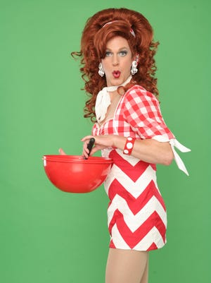"A big-haired, fast-talking gal from Mobile, Ala., Dixie is the alter-ego of actor/writer Kris Andersson and star of ""Dixie's Tupperware Party,"" which runs through Sunday at TPAC's Johnson Theater."
