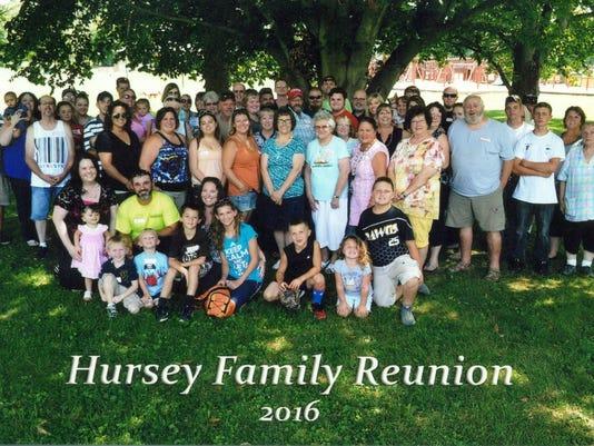 Hursey Reunion