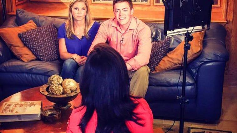 Beth Haynes spoke Friday with Tyler Summitt and his