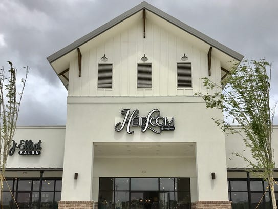 Heirloom is now open in the Mill Commons in Youngsville.