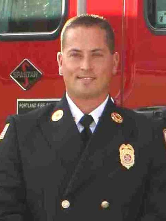 Portland Fire Chief Matt Aker