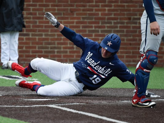NAS-Vandy Ole Miss baseball