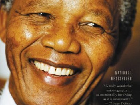 Mandela's autobiography, 'Long Walk To Freedom,' is a must-read about the icon.