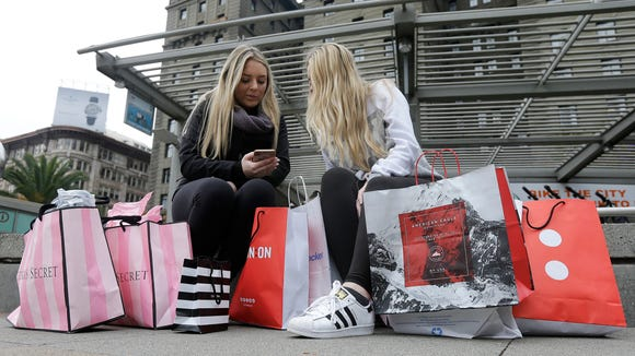 Thanksgiving weekend, through Cyber Monday, is expected