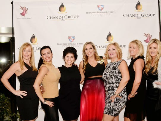 Ginger Jeffries, Dr. Nicole Ortiz, Leslie Locken, Andrea