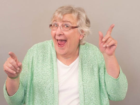 """Julia Scotti, who grew up in Fairview, will perform at BergenPAC for the show """"Ladies of Laughter"""" on July 26."""