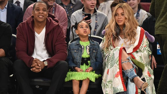 The Knowles/Carter family have another achievement