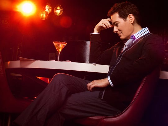 """The pianist-singer Michael Feinstein brings his """"Shaken & Stirred"""" show to Ruby Diamond Concert Hall."""