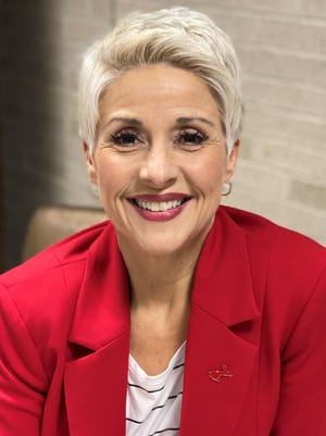 Chairwoman Dawn Watts, CEO of Encompass Health in Fort Smith, will lead this year's River Valley Go Red for Women event.
