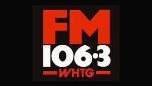 The famous FM 106.3 logo.