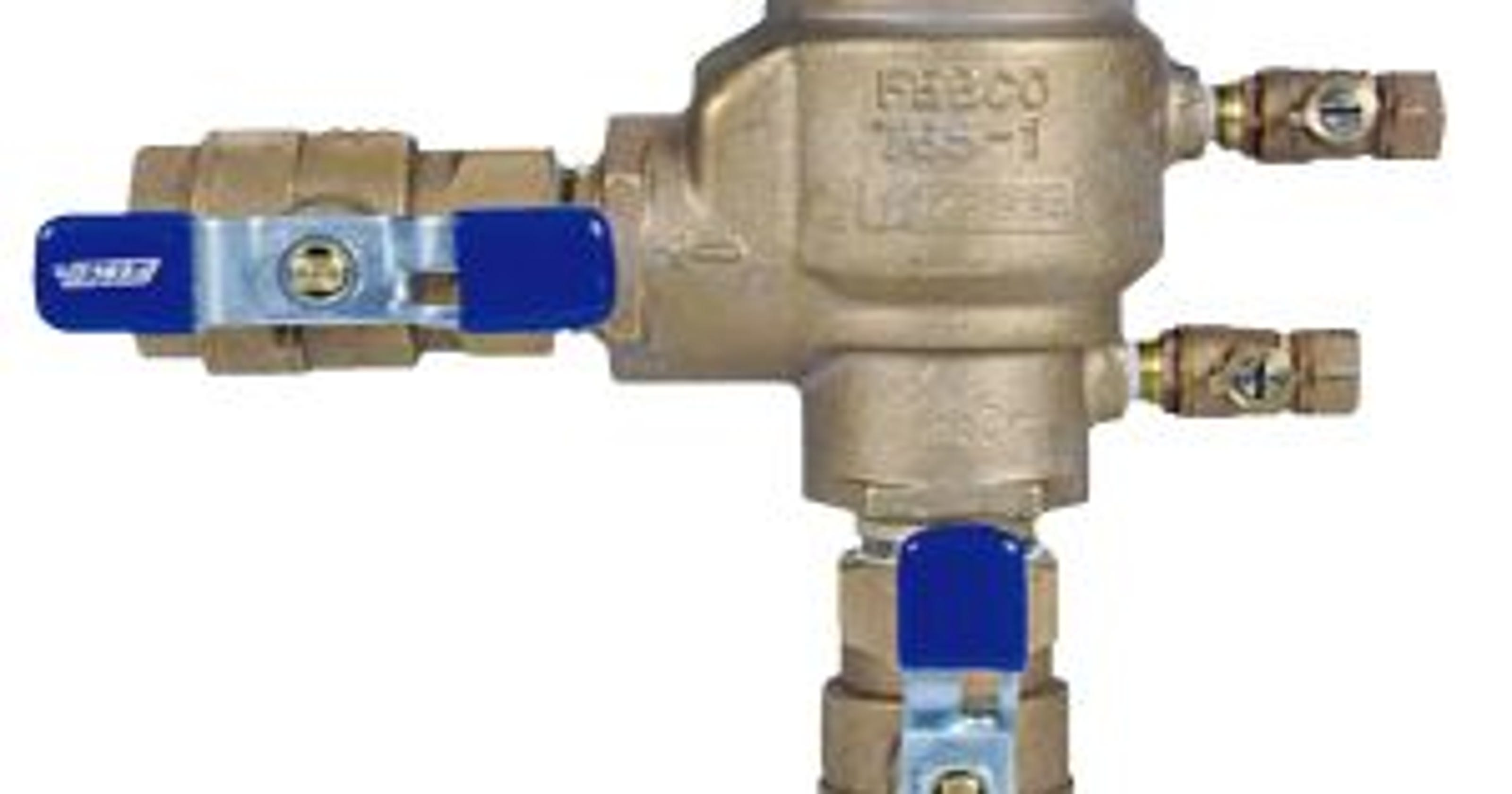 How to blow out or drain sprinkler system before freeze