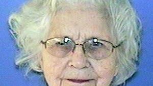 Gwendolyn Weatherby Sapp went missing Friday afternoon