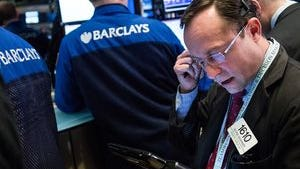 Major stock indexes like the Dow Jones industrial average, off 5.5% this month, and Standard & Poor's 500, down 5.1%, posting their biggest January losses since the financial crisis in 2009.