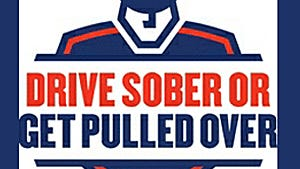 Drive Sober or Get Pulled Over campaign runs from August 19 through Sept. 5. Many state and local law enforcement officials will participate in the effort.
