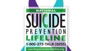 National Suicide Prevention Lifeline hotline logo