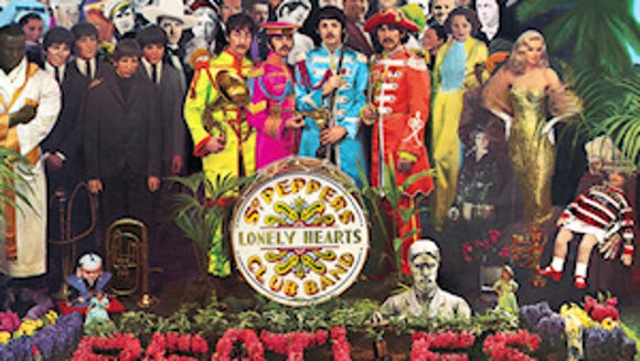 "Beatles - ""Sgt. Pepper's Lonely Hearts Club Band"""