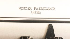 "SHEL's ""Winter Fairyland"""