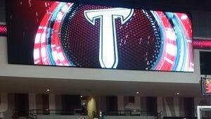 Troy basketball scoreboard