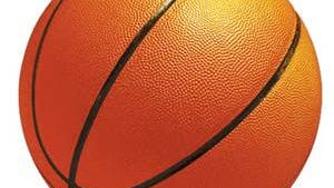 Girls' basketball notebook