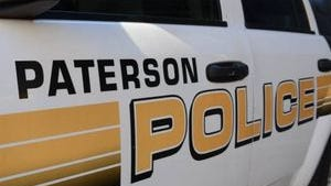 Paterson police cruiser