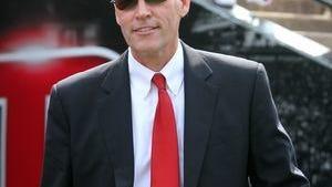 Rutgers athletic director  Pat Hobbs