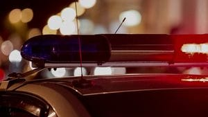 A high-speed chase ended in Wellington on Monday morning.