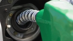 Gov. Scott Walker is making gas taxes a campaign issue.