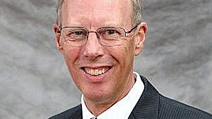 Larry Fronk, the interim West Chester Township administrator
