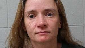 Christine Abel was sentenced to three years in prison in connection to a 2015 Brown County Burglary.