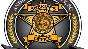 The Anderson County Sheriff's Office is involved in the search.