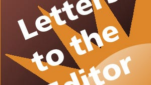 Lettters to the Editor