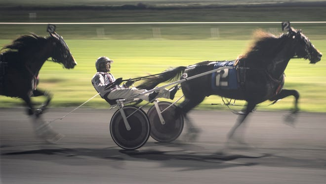 John Campbell, the winningest harness racing driver of all time, is hanging it up after 39 years at the Meadowlands Racetrack. Campbell races at the Meadowlands on Friday, June 23, 2017.