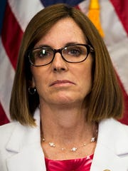 Rep. Martha McSally testified Thursday about a bill
